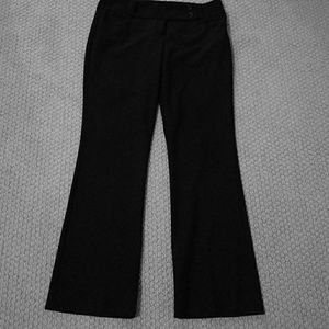 Professional women's  black dress pants